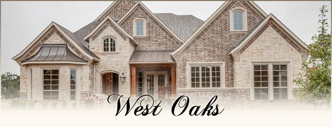 West Oaks - Double Oak