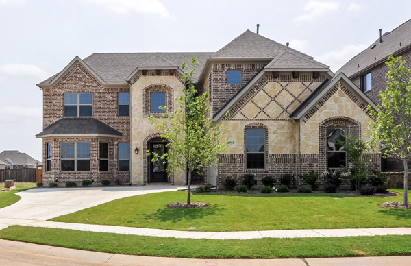 Green Home Builder dfw custom homes: enjoy elegant, distinctive homes within your
