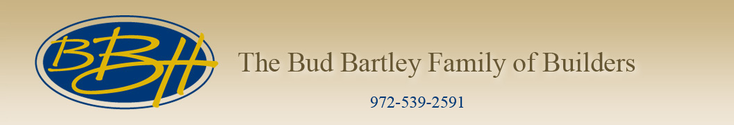 The Bud Bartley Family of Builders