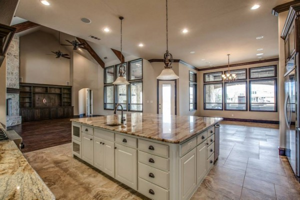 custom homes flower mound