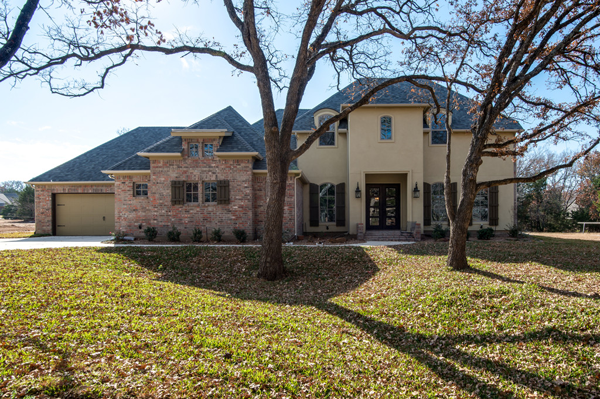 grapevine lake green homes