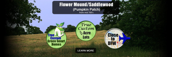 green homes in flower mound