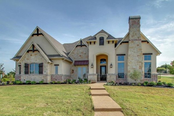new homes in north texas