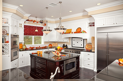 Fall Decorating Ideas for Your Flower Mound Custom Home