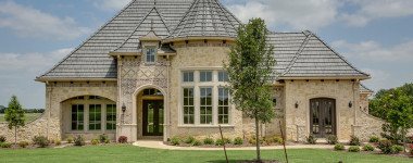 custom flower mound home