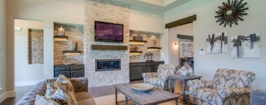 Building a Custom Home in Dallas? Family Room Tips