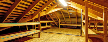 Building A Custom Home – It's Time To Rethink The Attic