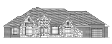 Beautiful Custom Homes In Saddlewood Of Flower Mound