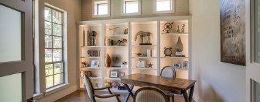 Even Luxurious North Texas Custom Homes Can Have Small Spaces