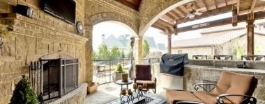 Custom Homes – Biggest Trends In Outdoor Living Space