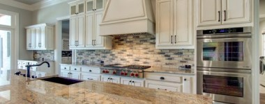 White Overwhelming The Kitchen In Your Custom Home? Try This!