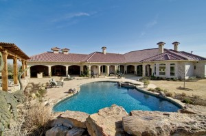 new home in flower mound