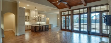 Lighting And Its Impact On Your Custom Flower Mound Home