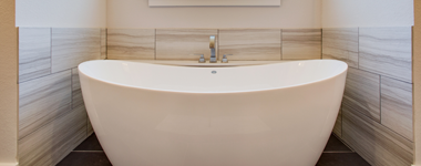 What's Happened To The Master Bath 'Giant Tub' In Custom Homes?