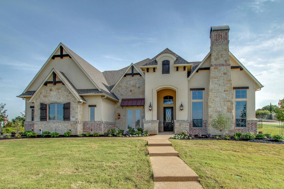 Photo gallery new green homes texas for Green home builders